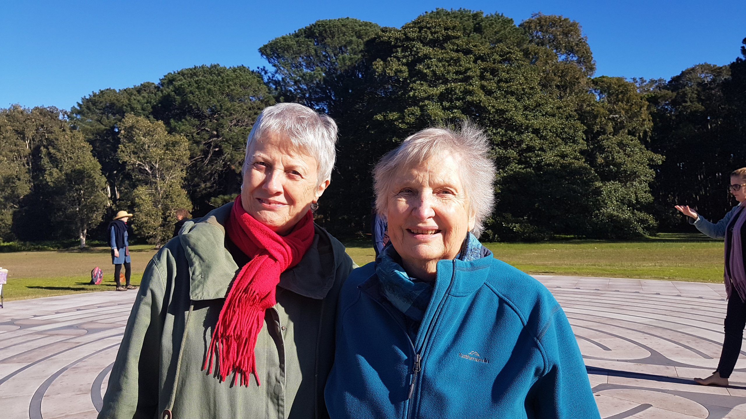 Heather & Joan