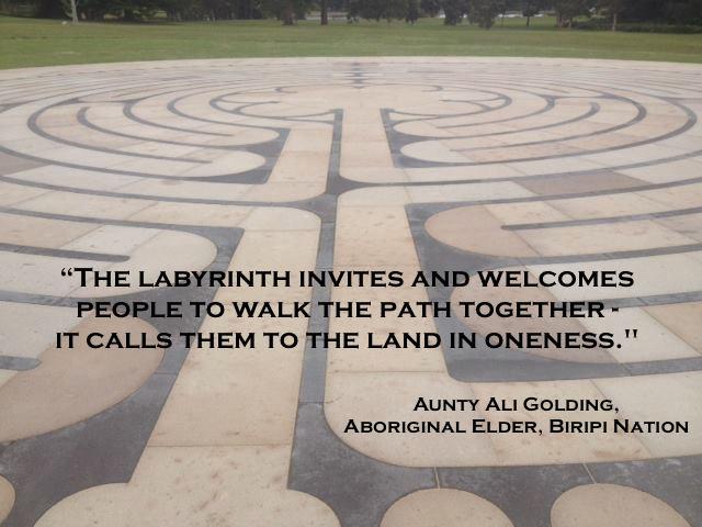 CP labyrinth